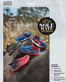 Women's Running - MT-2 - Sole Mate
