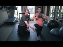 Hip Stability With Upper Body Rotation