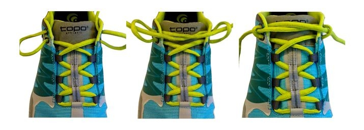 Topo Lacing Option
