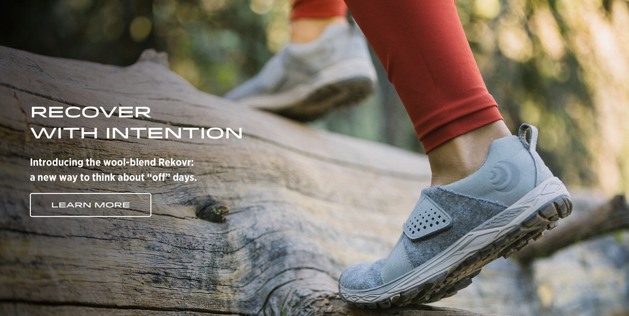 Topo Athletic Recovery Collection