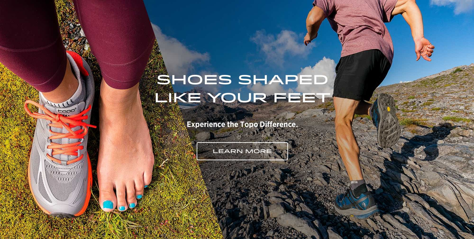 About Topo Athletic Products