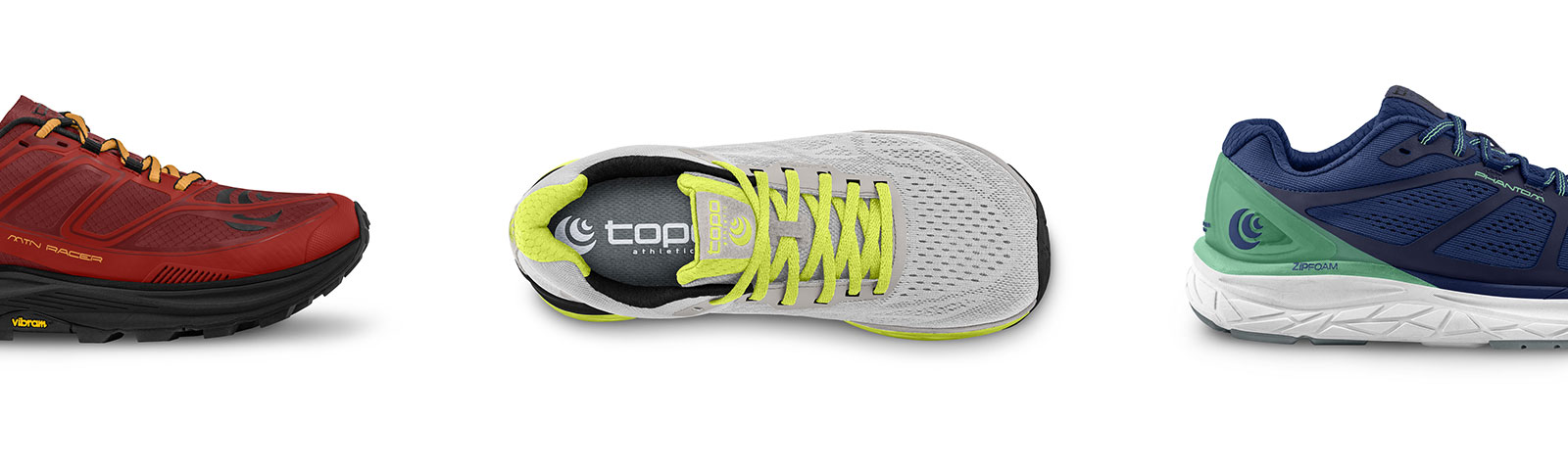 Topo Athletic - Natural Running